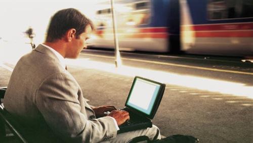 notebook e internet
