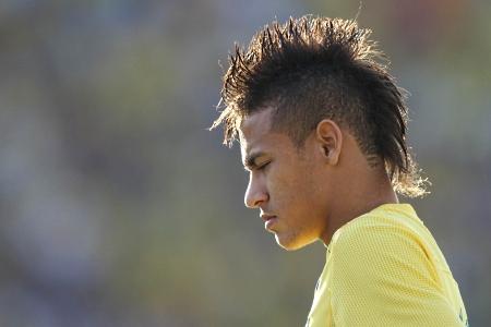 cabelo do neymar