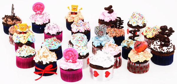 cobertura cupcakes