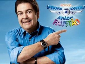 promocao aviao do faustao
