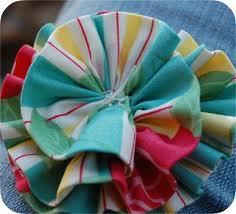 Flor de tecido: aprenda aqui como fazer!