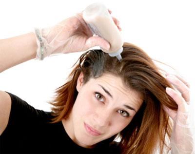 pintar cabelo em casa
