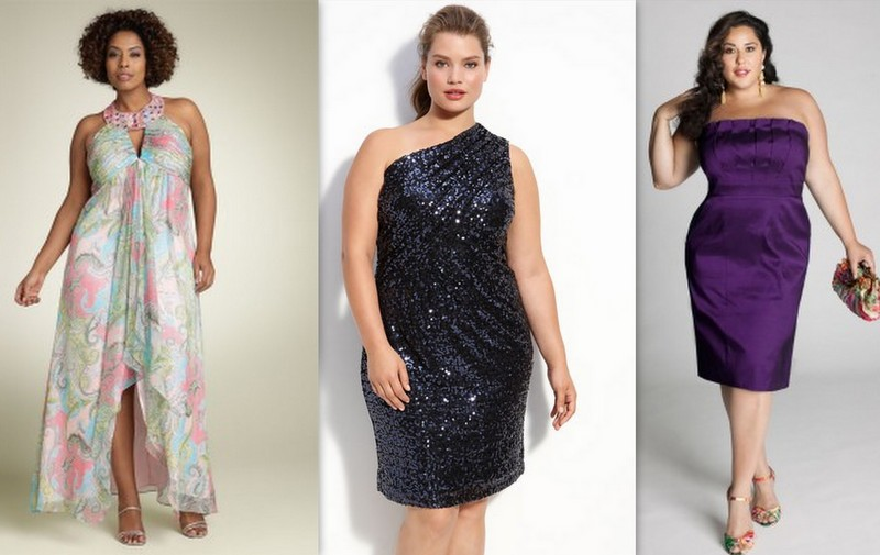 Fotos de vestidos de festa plus size de festa