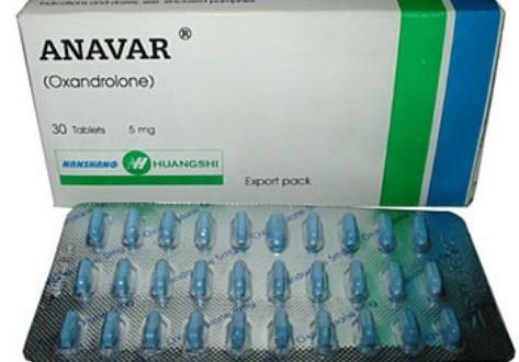A Oxandrolona aumenta a massa muscular. (Foto: Divulgação)