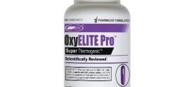 O Oxyelite é um suplemento para queimar calorias. (Foto: Divulgação)