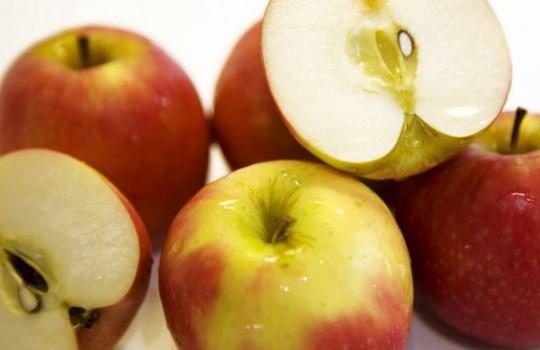 A maçã ajuda a perder peso. (Foto: Divulgação)