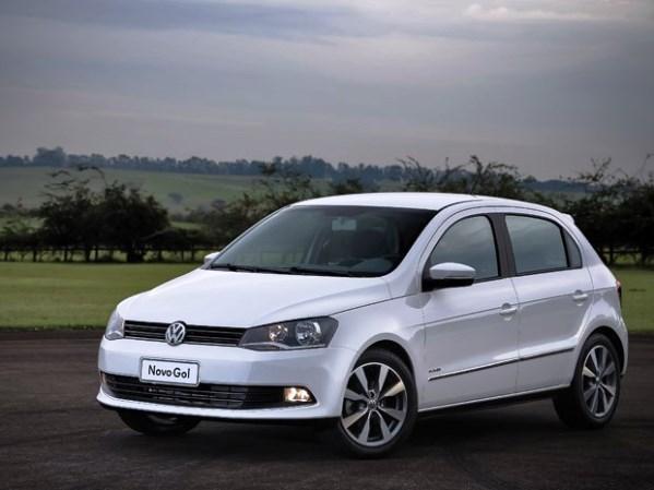 Novo Gol da Volkswagen Fotos