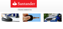 santander financiamentos