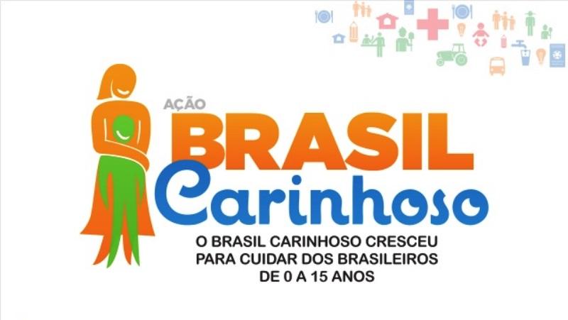 Resultado de imagem para brasil carinhoso logo