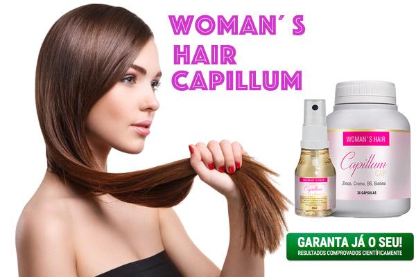 Womans hair capilum