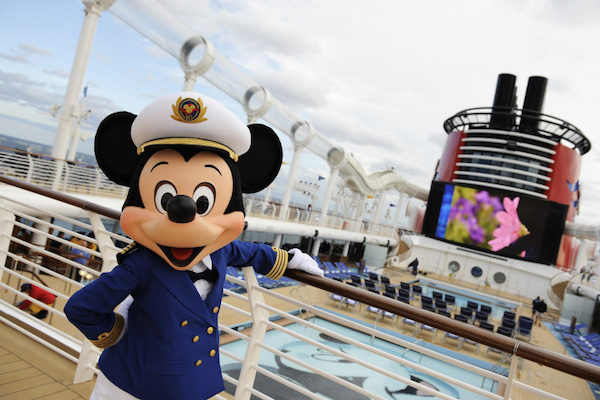 cruzeiro Disney