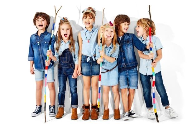 infantil moda