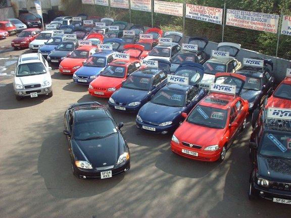 comprecar carros usados