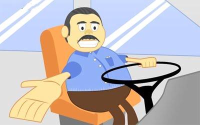 motorista de onibus
