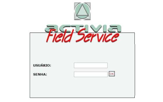 Página do Activia GVT. (Foto: Divulgação)