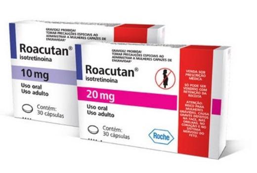 O Roacutan é usado para tratar caso grave de acnes. (Foto: Divulgação)