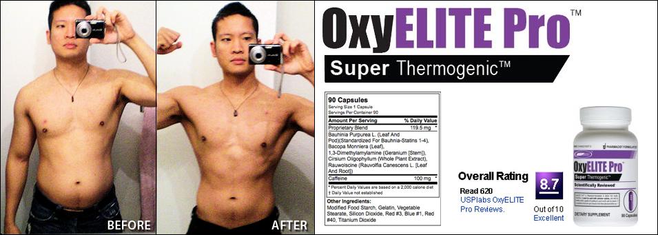 oxyelite pro emagrece