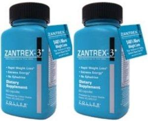 zantrex 3 emagrece remedio