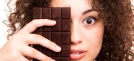 escova de chocolate