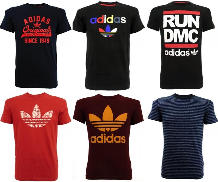 camisas adidas em promoção