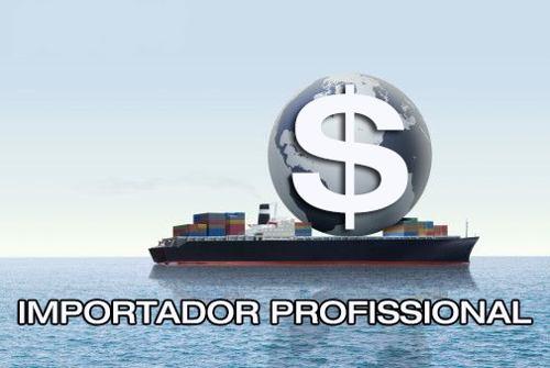 importador profissional