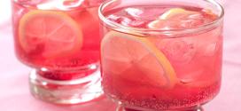receita de drinks sem alcool
