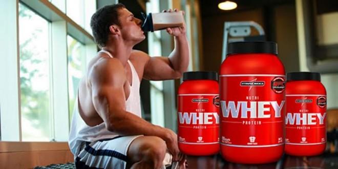 escolher whey protein