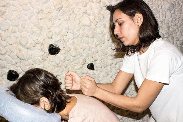 como deixar funcionarios motivados massagem