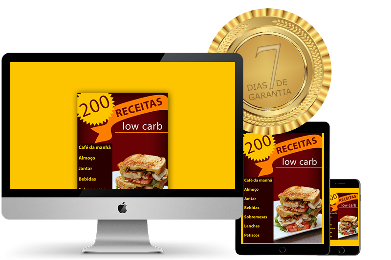 200 receitas low carb pdf