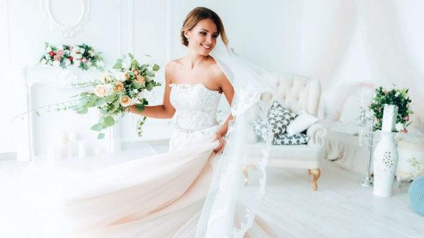 detalhes do casamento para noiva