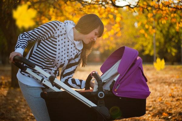 Como economizar no enxoval do bebê - carrinho de bebê