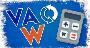 converter watts kva