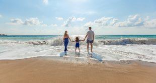 5 lugares para passar as férias em família