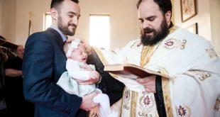 como funciona o batizado